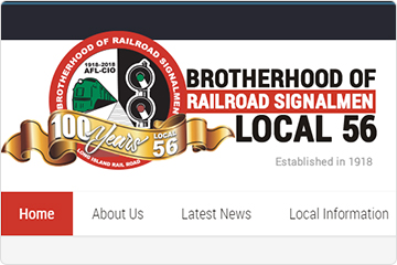 Long Island Railroad Union BRS56 Website